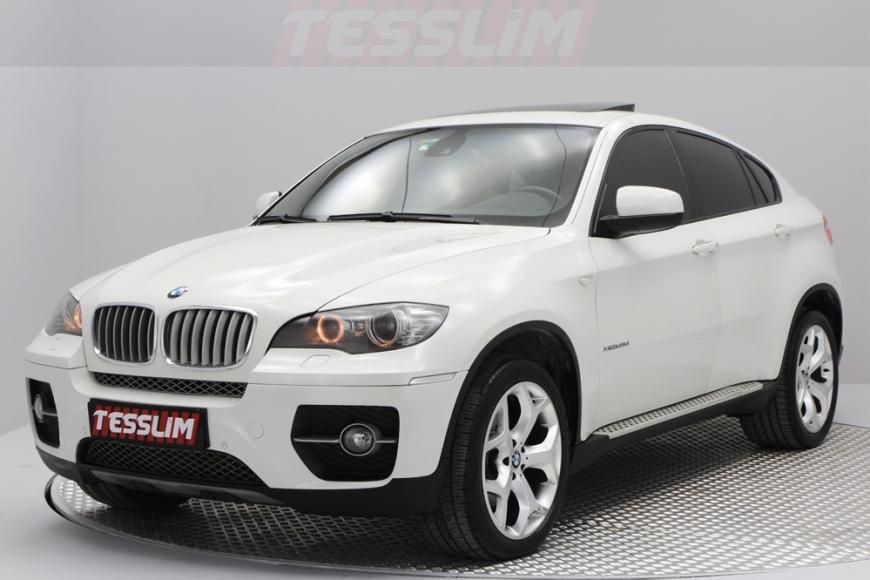 Kiralık Beyaz BMW X6
